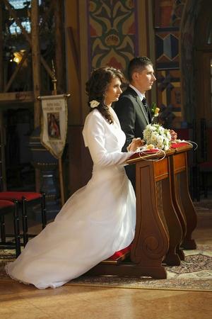 Suknia ślubna bolerko