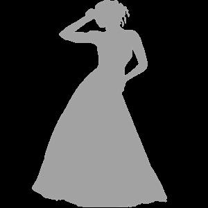 Suknia ślubna model Clasic