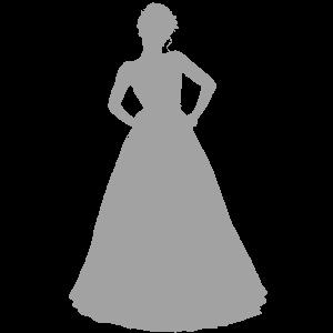"""Suknia ślubna model linia """"A"""""""