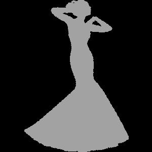 Suknia ślubna model Rybka
